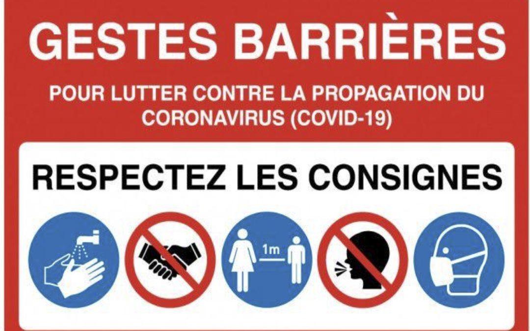 Protocole sanitaire Public