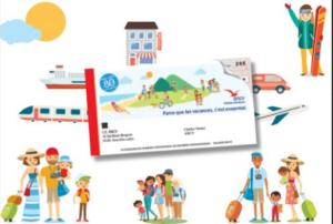 Cheque Vacance ANCV
