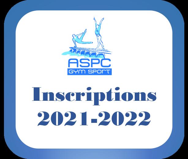 Démarrage des inscriptions saison 2022