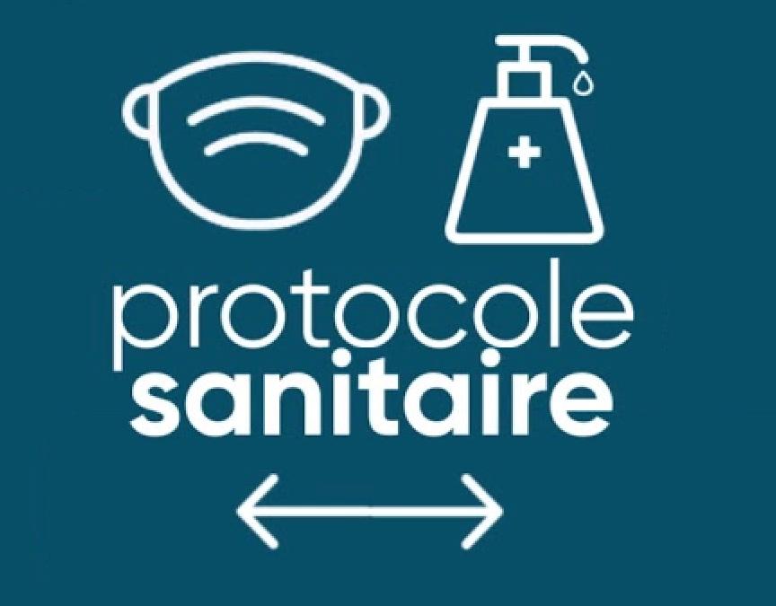 Protocole sanitaire de la Compétition