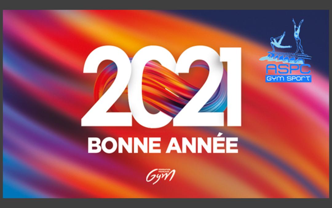 Tous nos vœux pour 2021 !